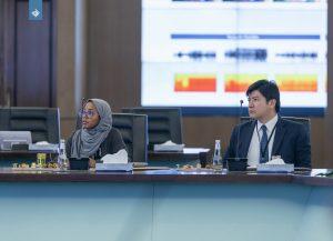 (اعتدال) ووفد ياباني يؤكدان أهمية الشراكات الدولية في محاصرة التطرف