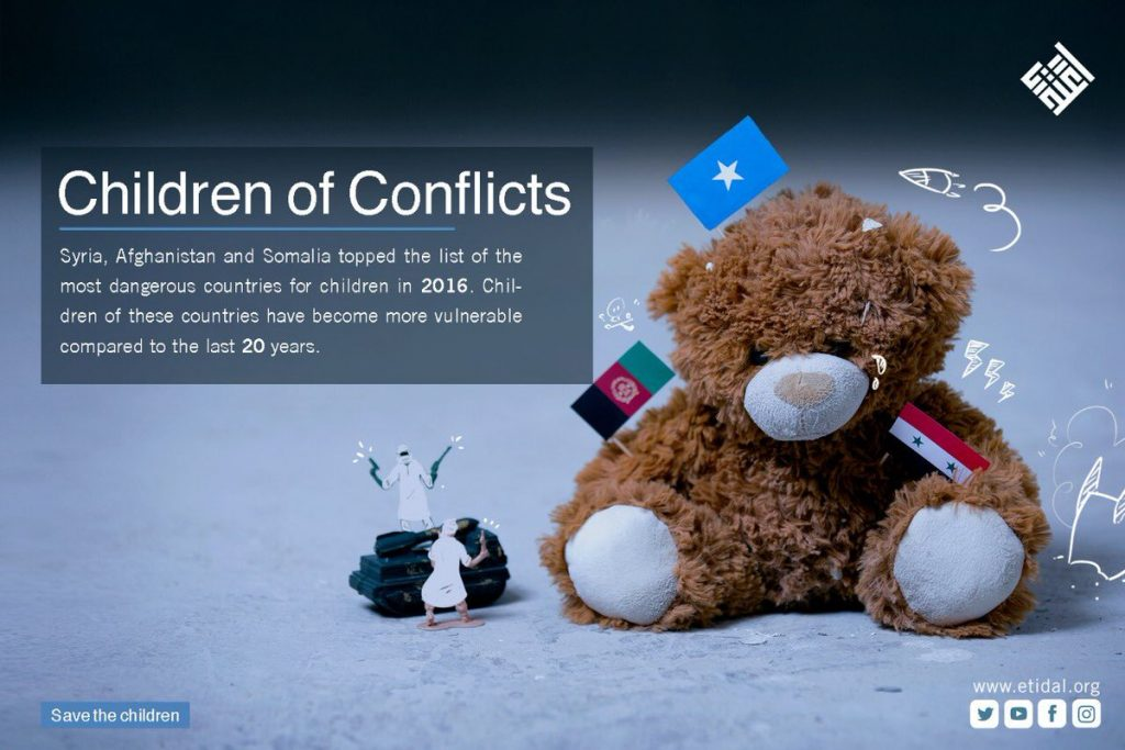 Children of Conflicts 3