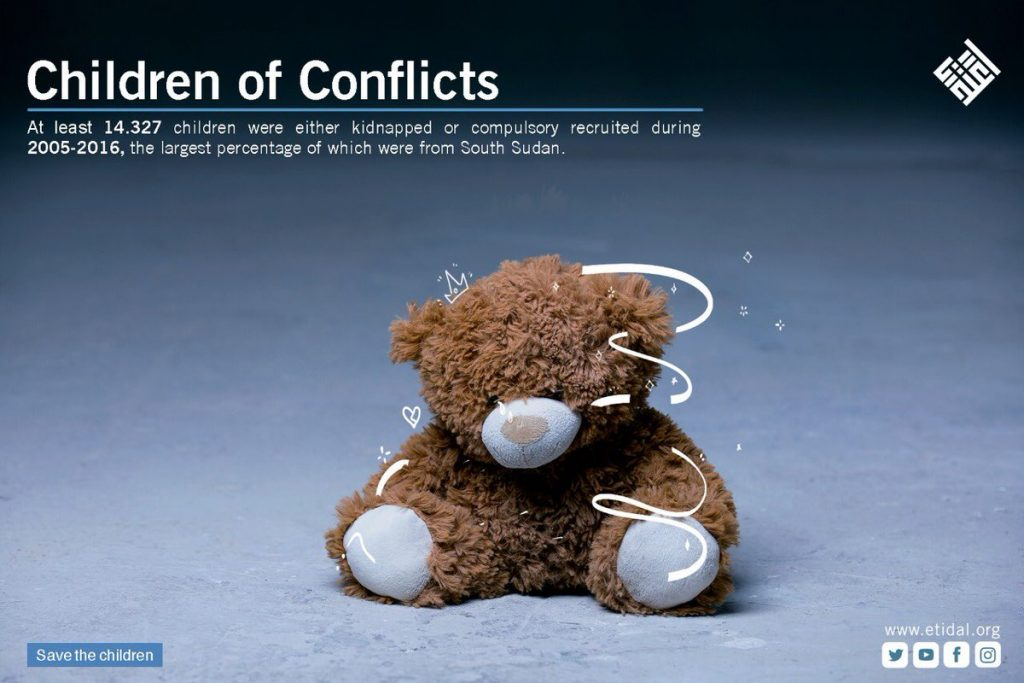 Children of Conflicts 4