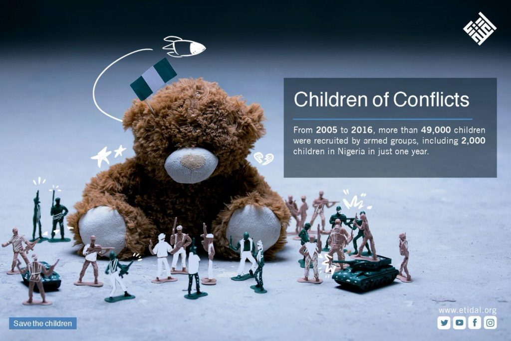 Children of Conflicts 5