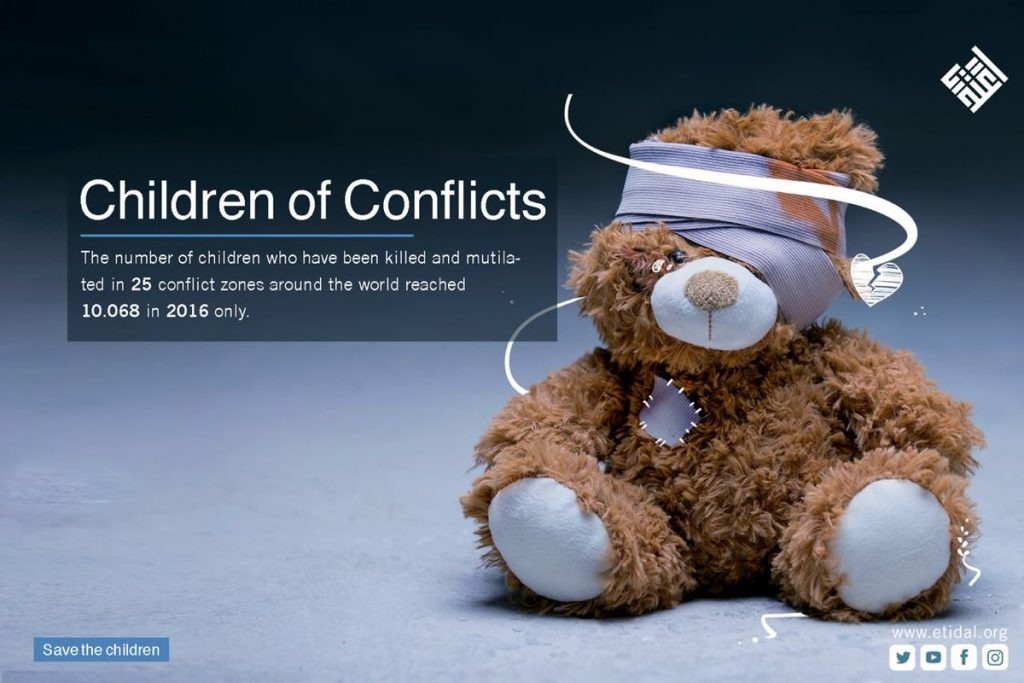 Children of Conflicts 6