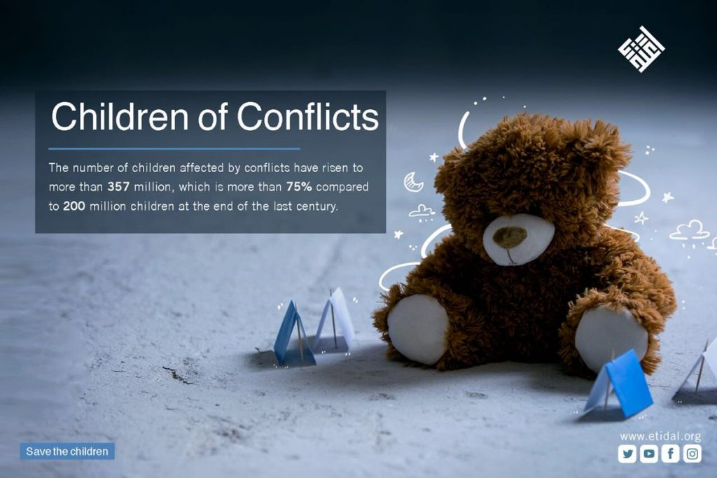 Children of Conflicts 8