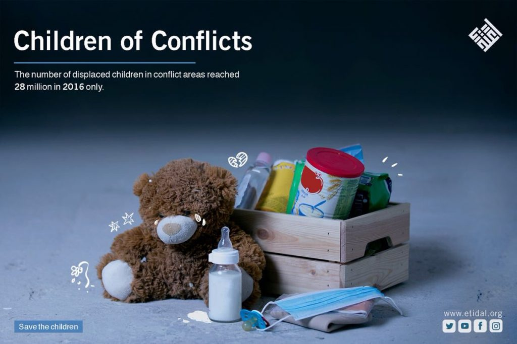 Children of Conflicts 9